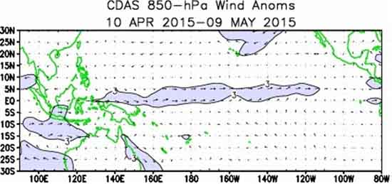 5000 foot altitude mid-Pacific anomalies.