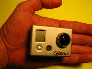 The NAKED GoPro 960