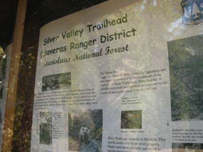 Silver Valley Trailhead