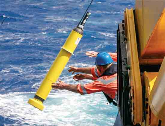 UC Berkeley Scientists deploy an Argo float searching for the truth about rising ocean temperatures.