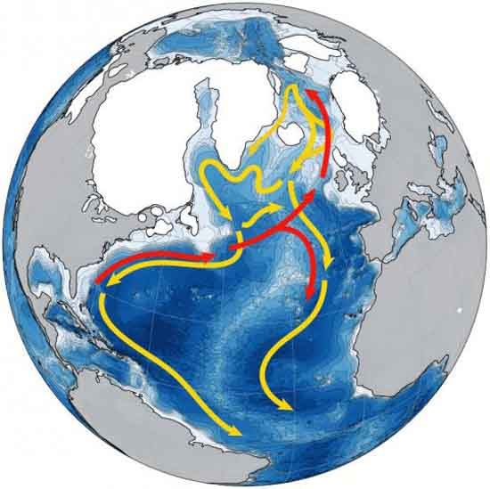 The Atlantic Meridional Overturning Circulation, Earth Institute at Columbia University.