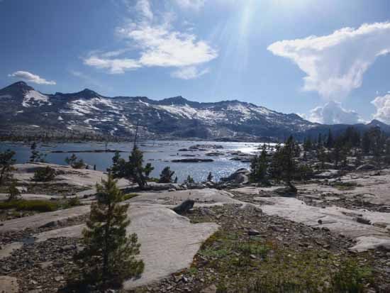 Lake Aloha, Desolation Wilderness.