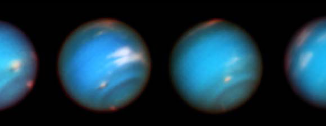 The demise of Neptune's dark vortex