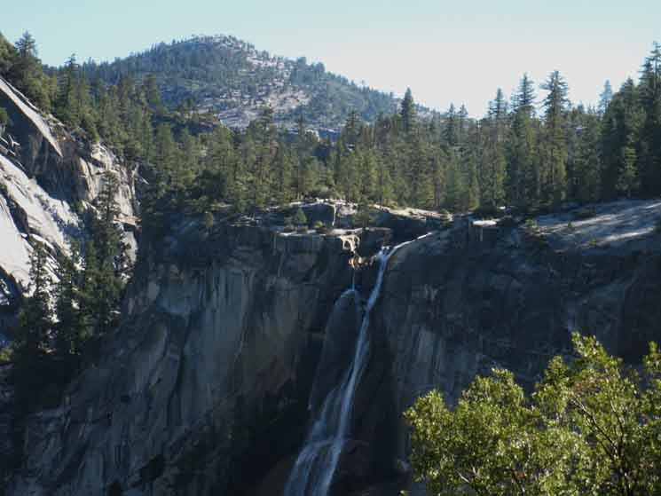 Nevada Falls, Yosemite National Park