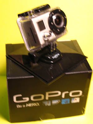 "GoPro HD ""Hero 960 in boxes"